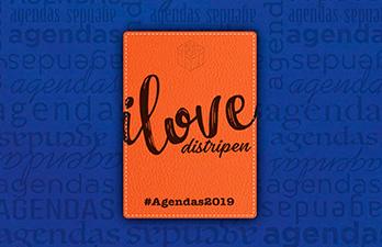 Catálogo agendas