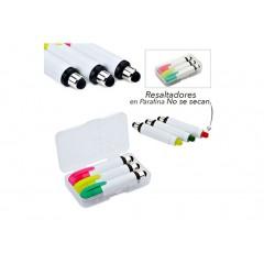 Set Resaltadores Stylus | ES0708