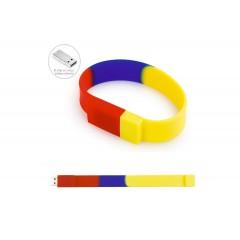 Manilla Bracelet para USB | USB024 Tricolor