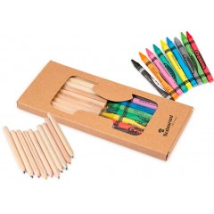 Set de Crayolas y Colores | ES0314