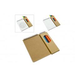 Libreta Paint Report Mini   OF0526