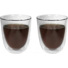 "Set de vasos de vidrio ""Double"" | T549"