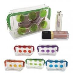 Cosmetiquera en PVC Bubbles - OFERTA | VA-555