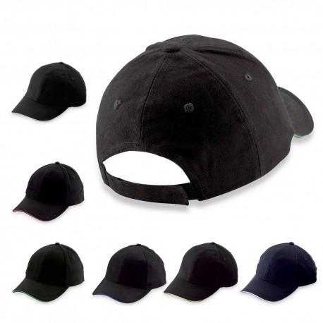 Gorra Beisbol con vena PRECIO NETO OFERTA   CAP-10