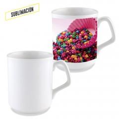 Mug cerámica para sublimacion Sparta 9oz PRECIO NETO   MU-84