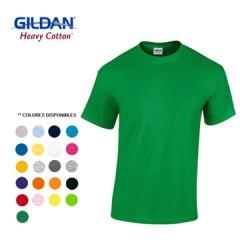 GILDAN CAMISETA T-SHIRT ADULTO COLOR TALLA 2XL | 5000_2XL