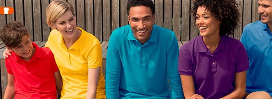 Camisetas Tipo Polo, Tshirt y Camisas