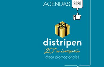Catálogo agendas 2020