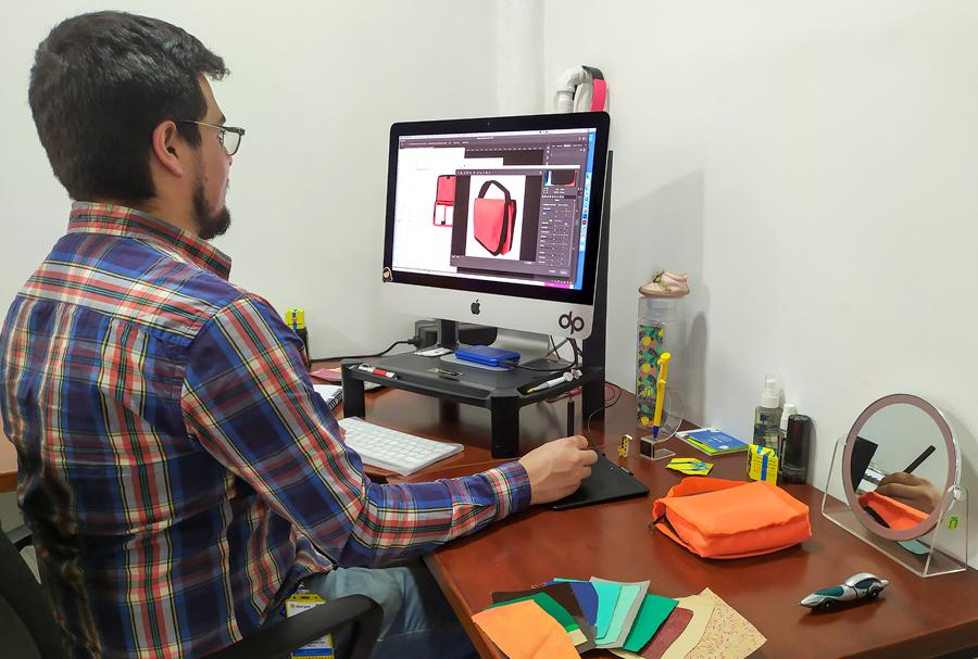 diseño visuales desarrollo de productos